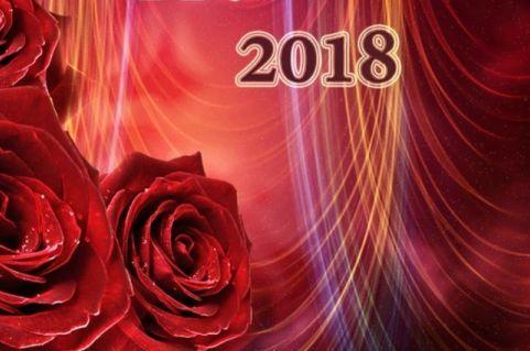 2018年请善待我的朋友圈,并告诉我们新的2018年正在悄悄来临。
